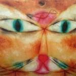 Le chat et l'oiseau de Paul Klee (1928)