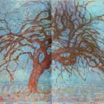 L'arbre de Mondrian