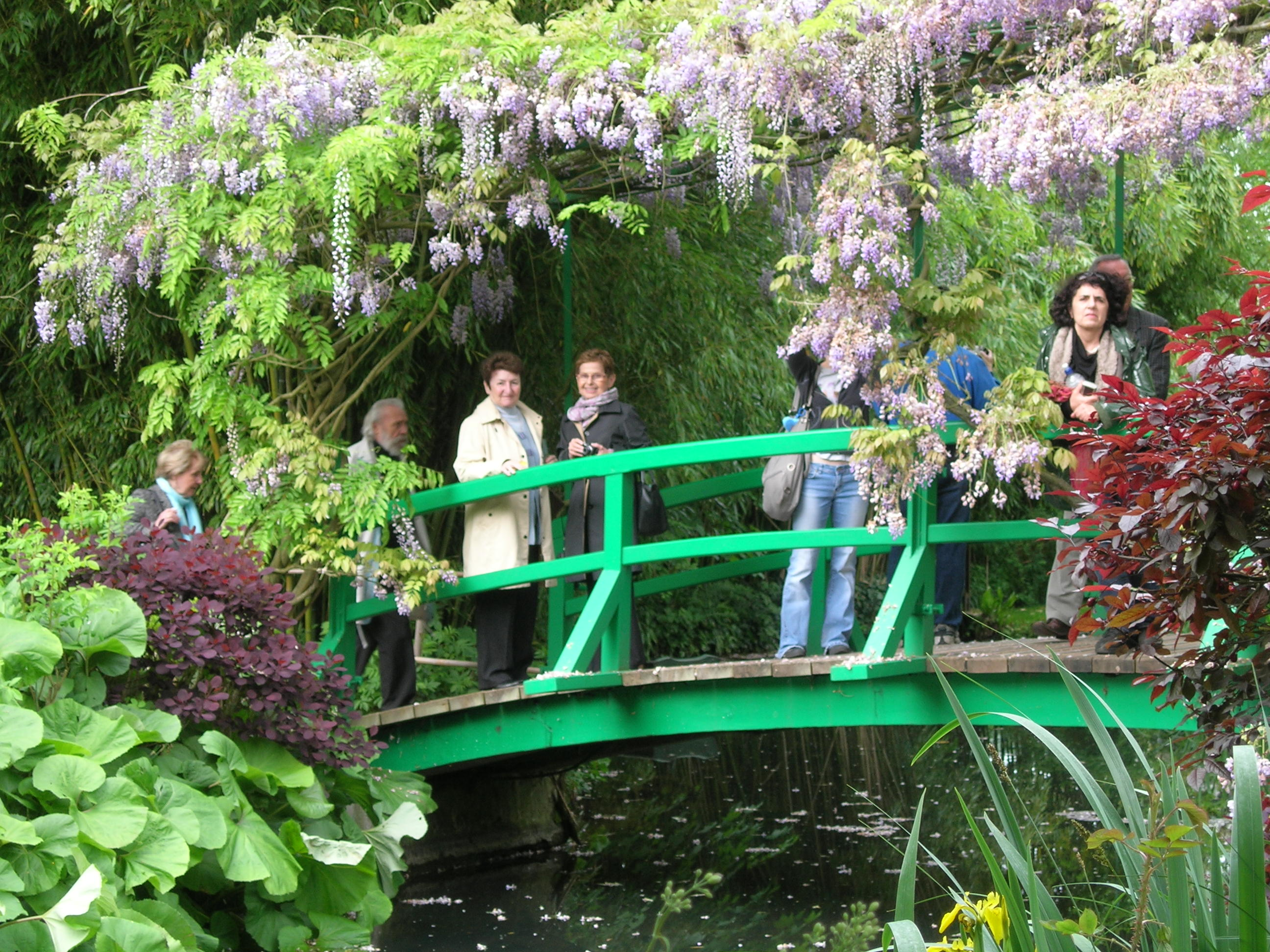 Sortie   Giverny – Les Artistes Scéens
